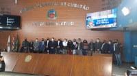 Câmara presta homenagem à Secretaria de Cultura por prêmios recebidos