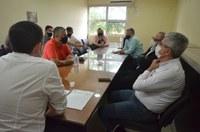 Comissão discute sobre Plano Diretor do Município com setor industrial