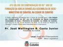 Ato Solene em Comemoração ao 85º Ano da Assembleia de Deus - Ministério de Cubatão