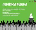 Audiência Pública - Conjuntos Habitacionais