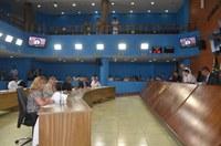 Câmara altera horário da última sessão do mês