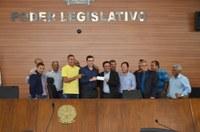 Câmara devolve R$ 900 mil à Prefeitura a fim de quitar funcionários da Cursan