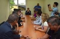 Câmara discute medidas para a segurança pública do município