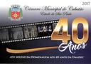 Câmara realizará Ato Solene em Comemoração aos 40 anos da UMADEC