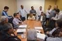 Câmara se reúne com Sabesp e reivindica cronograma de obras