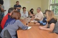 CEV busca soluções para problemas de abastecimento de água no Vale Verde