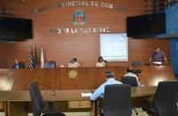 Em audiência pública, secretária de saúde responde a questionamentos dos vereadores