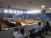Enfrentamento à Covid-19 e retorno dos atendimentos marcam audiência pública