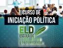 Escola do Legislativo abre inscrições para curso on-line de iniciação política