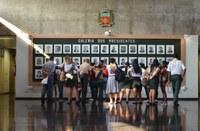 Grupo 'Desbravadores - Guará Vermelho' participa do A Casa é Sua