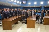 Justiça Eleitoral diploma Prefeito Eleito, Vice-Prefeito e Vereadores