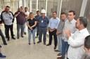 Parlamentares participam de visita técnica ao Hospital Municipal