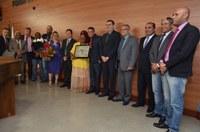 Personalidades negras da cidade são homenageadas em Ato Solene