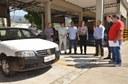 Câmara faz devolução de veículo para Administração Municipal