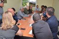 Reunião discute alternativas para geração de empregos na cidade