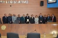 UMADEC comemora 40 anos de existência em Ato Solene, realizado na Câmara de Cubatão