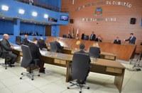 Vereadores aprovam em primeira discussão quatro projetos de lei