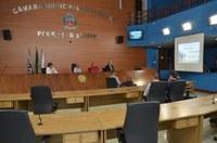 Vice-prefeito apresenta diretrizes que nortearão a LDO 2018