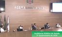 Problemas no atendimento do Hospital Municipal são discutidos em Audiência Pública